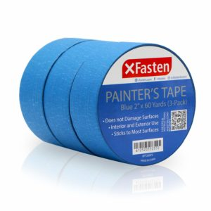 XFasten Professional Blue Painters Tape​